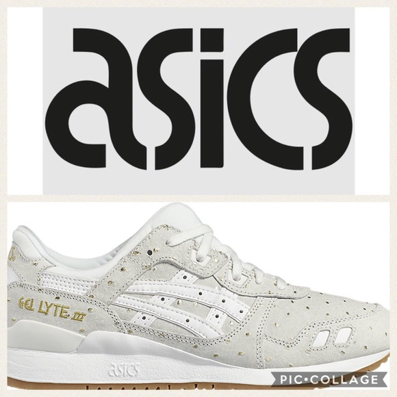 Nwt Asics Gellyte Gellyte Iii Sneaker Gold Nwt Sneaker | 7e95b9a - dudymovie.website